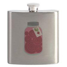 Pickled Beets Flask