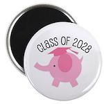 2028 class elephant Magnet