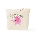 2028 class elephant Tote Bag