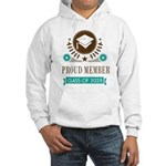 class of 2028 Hooded Sweatshirt