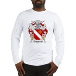Caparros Family Crest Long Sleeve T-Shirt