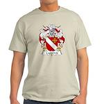 Caparros Family Crest Light T-Shirt