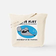 I'M A Rat Tote Bag