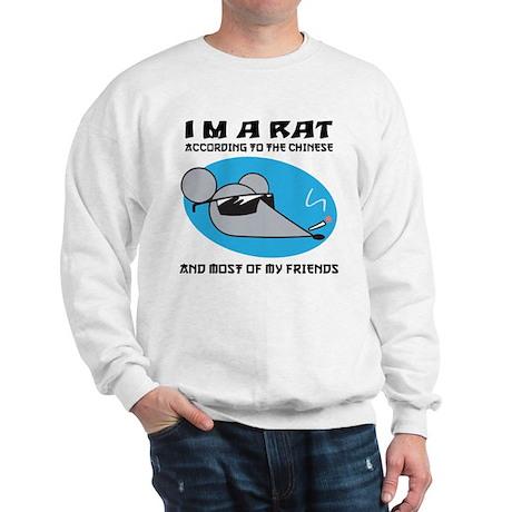 I'M A Rat Sweatshirt