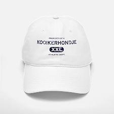 Property of Kooikerhondje Baseball Baseball Cap