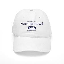 Property of Kooikerhondje Baseball Cap