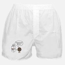 Delicious Milk Boxer Shorts