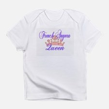 French Angora Queen Infant T-Shirt