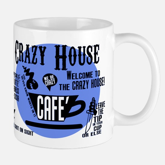 Funny Coffee - Crazy House Mugs