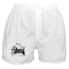 Wild & Free Boxer Shorts