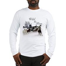 Wild & Free Long Sleeve T-Shirt