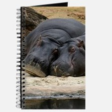 Hippo Love and Snuggles Journal