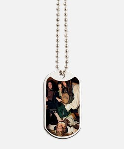 Cool Captain jack Dog Tags