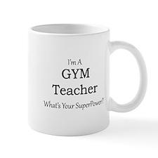 Gym Teacher Mugs