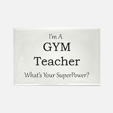 Gym Teacher Magnets