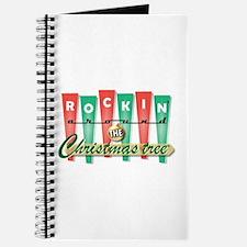Rockin Around The Christmas Tree Journal