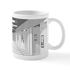 Space ship Mugs