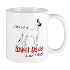 Not a Dog Mugs