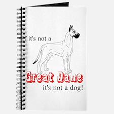 Not a Dog Journal