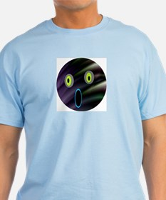 Scared Alien Creature T-Shirt