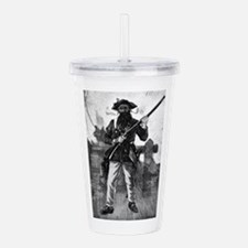 Blackbeard at attentio Acrylic Double-wall Tumbler