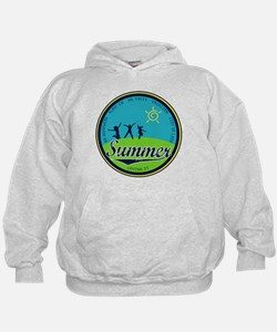 Cute August holidays Hoodie