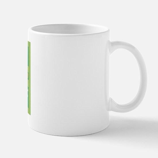 Zion National Park (Retro) Mug