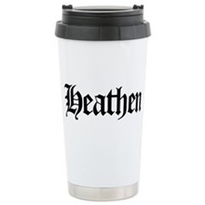 Cute Heathen Thermos Mug