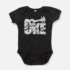 Uke Ukulele Baby Bodysuit