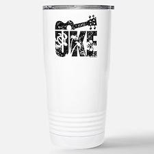 Uke Ukulele Travel Mug
