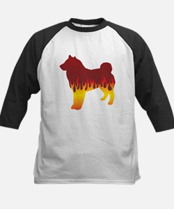 Sheepdog Flames Tee