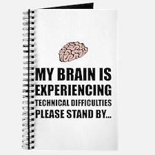 Brain Technical Difficulties Journal