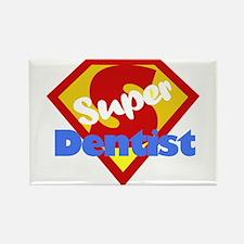 Super Dentist DDS Rectangle Magnet