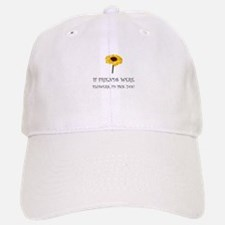 Pick Friends Flowers Baseball Baseball Baseball Cap
