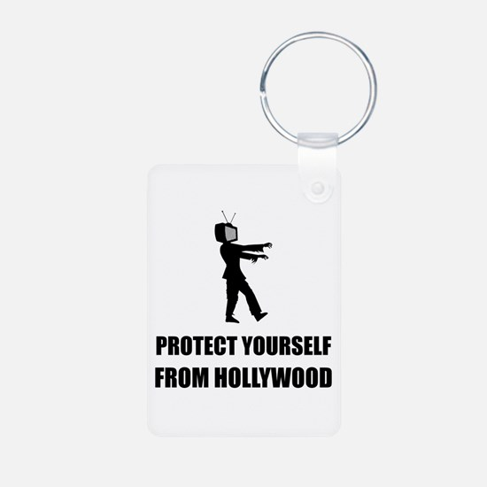 Protect Yourself From Hollywood Keychains