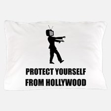 Protect Yourself From Hollywood Pillow Case