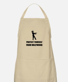 Protect Yourself From Hollywood Apron