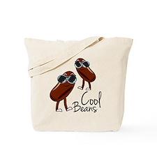 Funny Bean Tote Bag