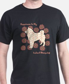 Sheepdog Happiness T-Shirt