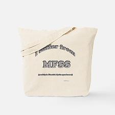 Spitz Syndrome Tote Bag