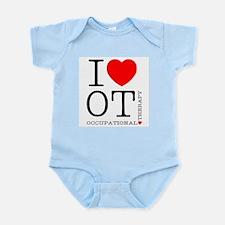 OT-iloveOT2 Body Suit