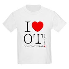 I Heart OT - Ash Grey T-Shirt