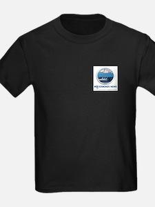 Men Vertical T-Shirt