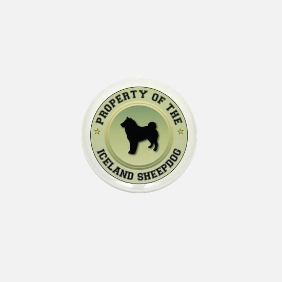 Sheepdog Property Mini Button