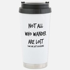 Cute Geocaching Travel Mug