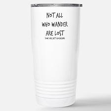 Cute Geocache Travel Mug