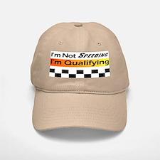 Not Speeding - Qualifying Baseball Baseball Baseball Cap