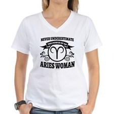 Aries Woman T-Shirt