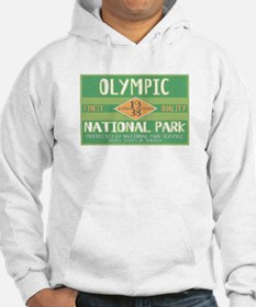 Olympic National Park (Retro) Hoodie