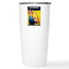 Cute Iron Travel Mug